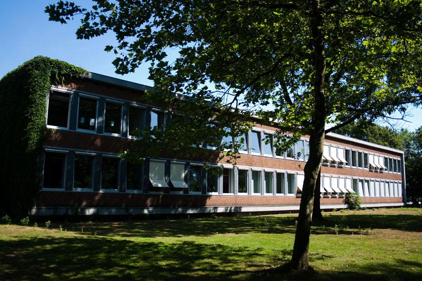 Gebäude Sommer
